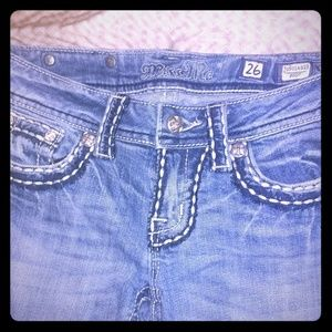 Miss Me jeans(3pairs)